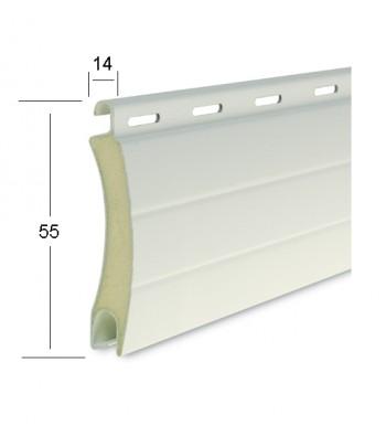 Alluminio 14 x 55 media...