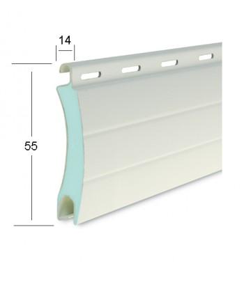 alluminio 14 x 55 alta densità