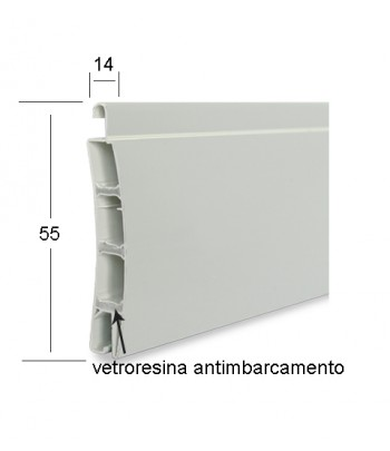 PVC 14x55 antimbarcamento